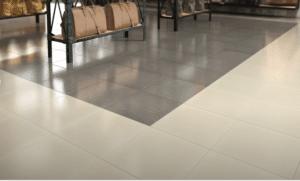 Daltile Ceramic Flooring in Retail Space